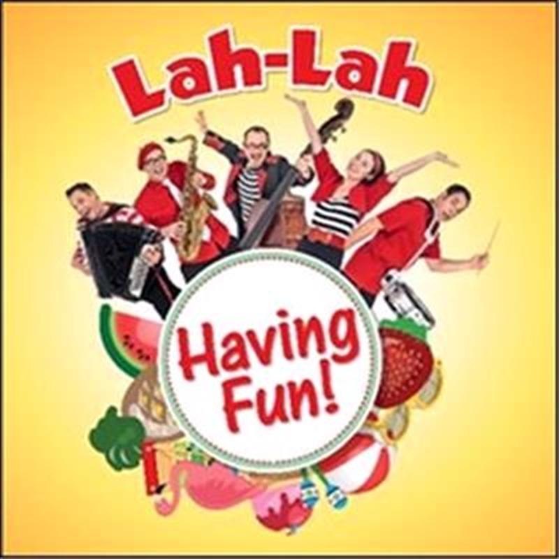 Having Fun | CD