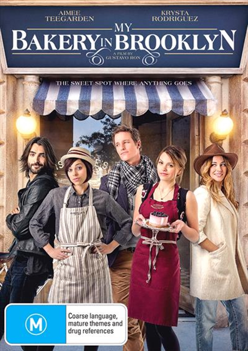 My Bakery In Brooklyn | DVD