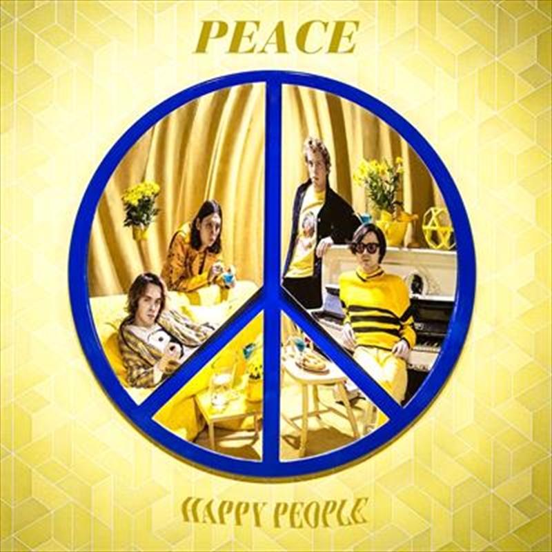 Happy People (Bonus Tracks) | CD