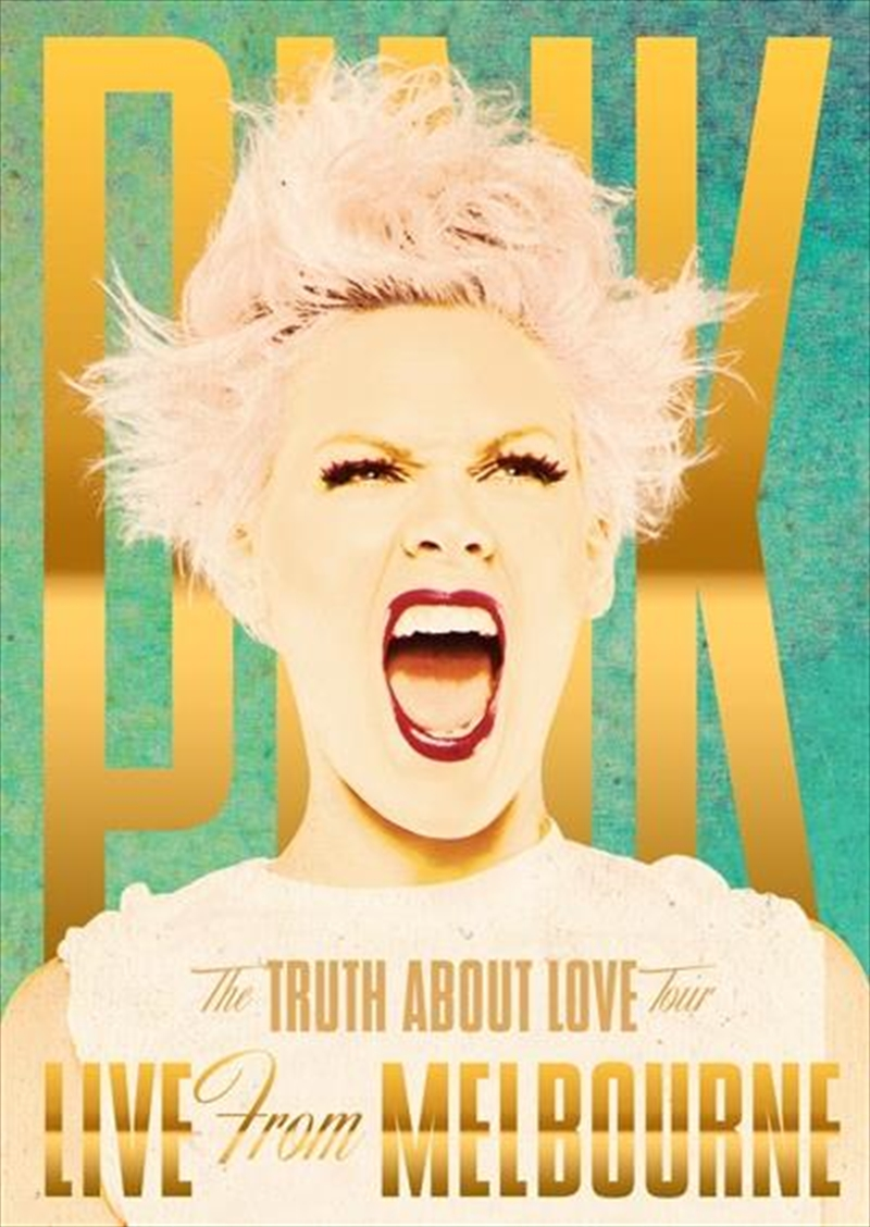 Truth About Love - Live From Melbourne | Blu-ray