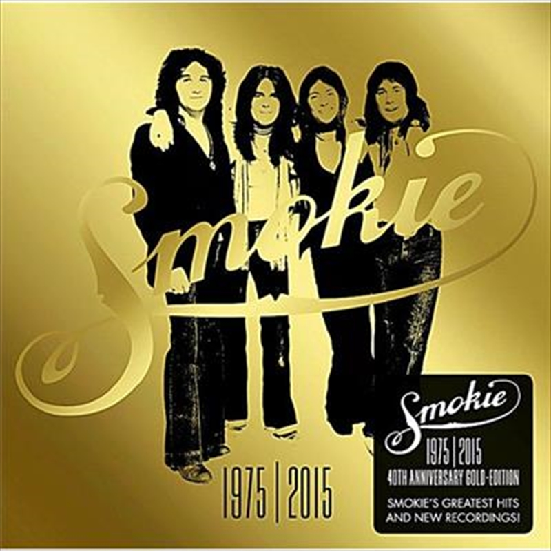 Gold: Greatest Hits (40th Anniversary Edition 1975-2015) | CD