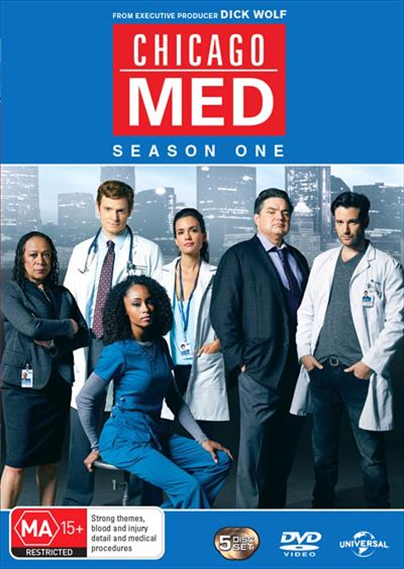 Chicago Med - Season 1