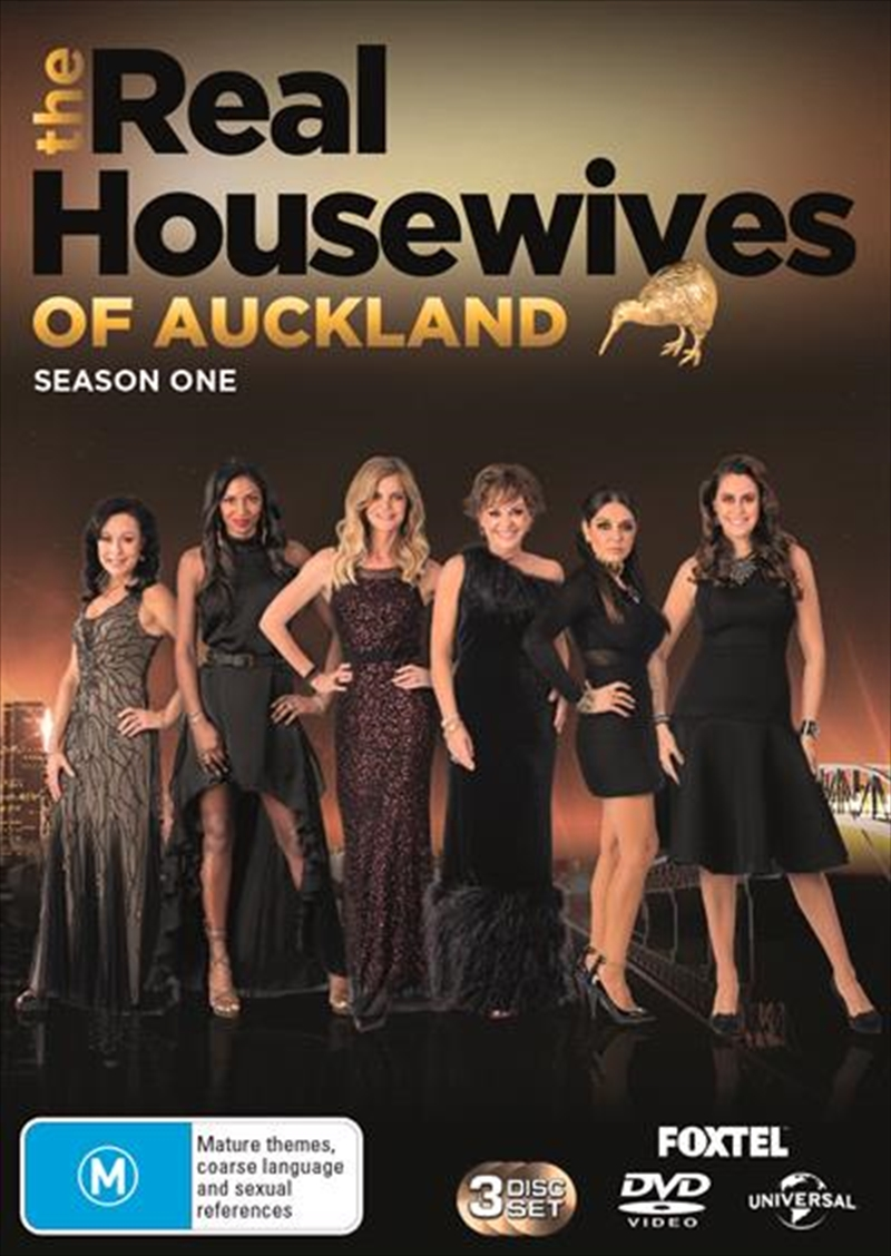 Real Housewives Of Auckland - Season 1, The | DVD