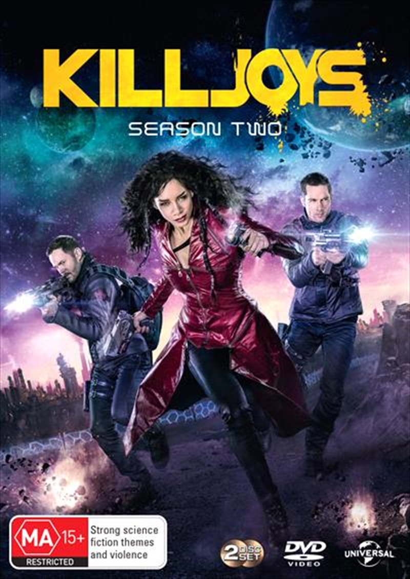 Killjoys - Season 2 | DVD