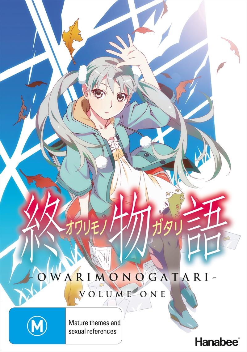 Owarimonogatari; Vol1 | Blu-ray/DVD