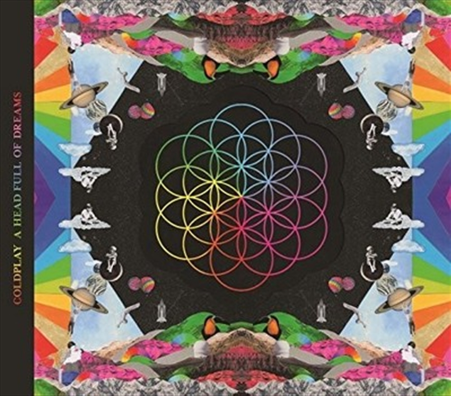 A Head Full Of Dreams: Japanese Tour Edition | CD