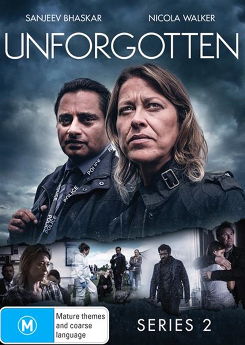 Unforgotten - Series 2 | DVD