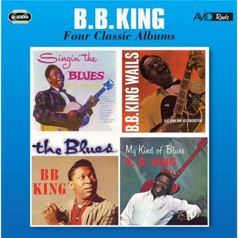Four Classic Albums | CD