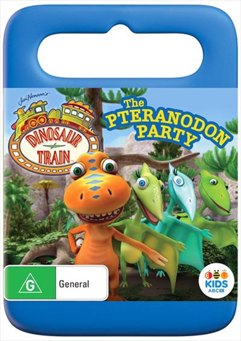 Jim Henson's Dinosaur Train - Pteranodon Party!   DVD