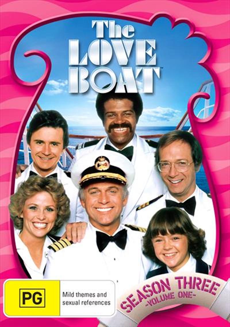 Love Boat - Season 3 - Vol 1 | TV Classics, The | DVD
