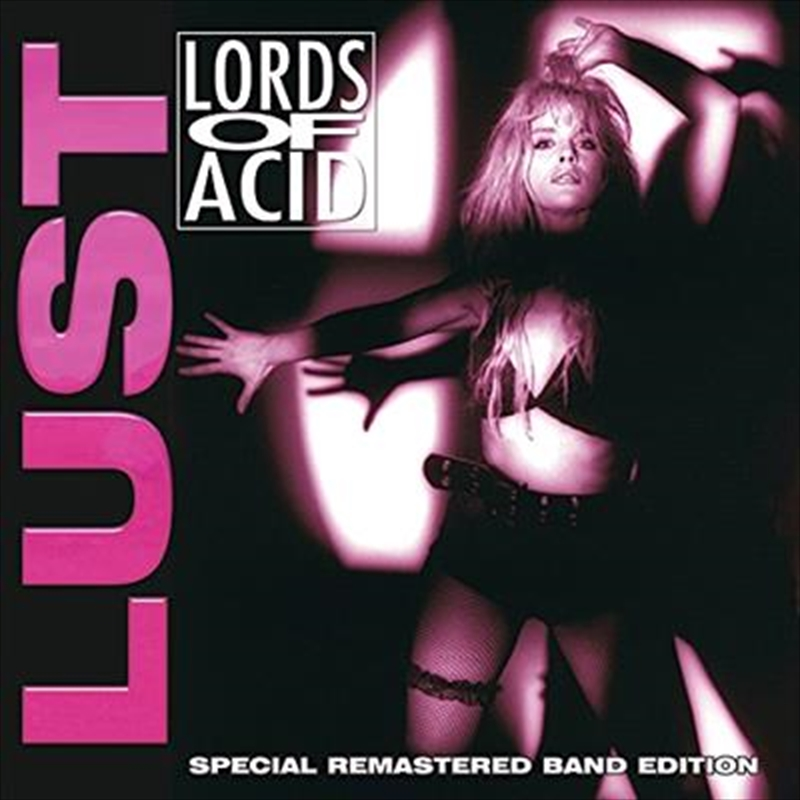 Lust: Special Remastered Edn