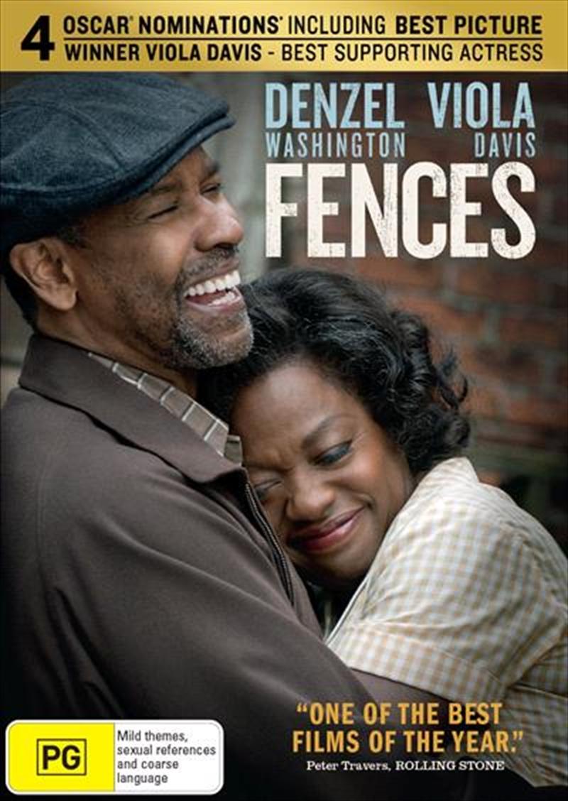 Fences | DVD