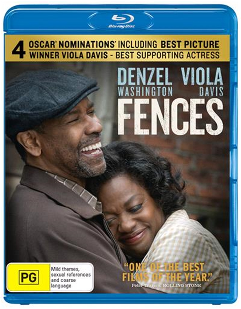 Fences | Blu-ray
