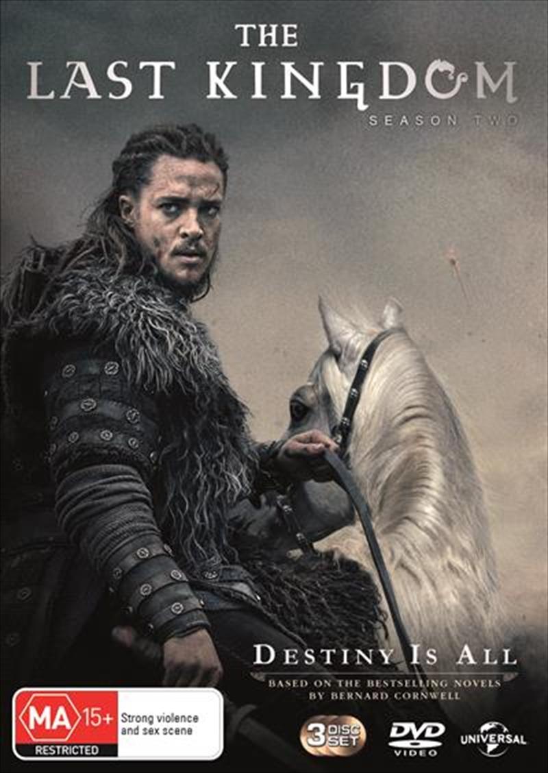 Last Kingdom - Season 2, The | DVD