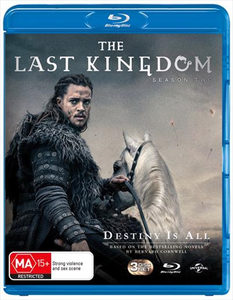 Last Kingdom - Season 2, The | Blu-ray