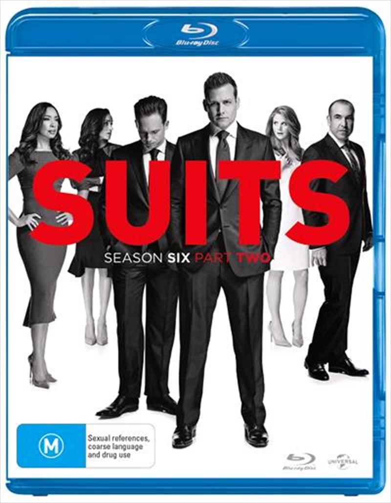 Suits - Season 6 - Part 2 | Blu-ray