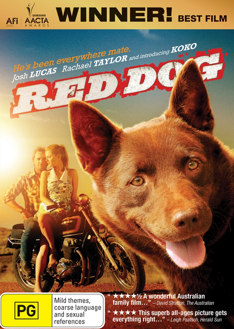 Red Dog | DVD