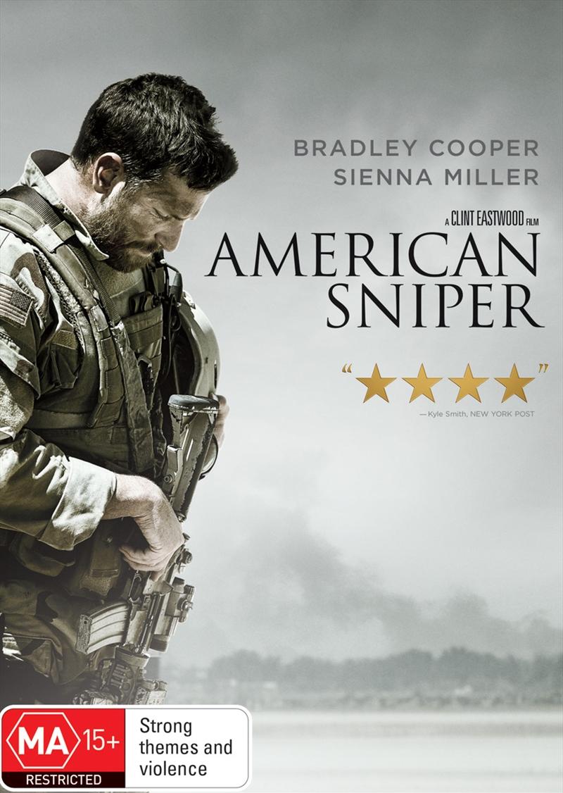 Buy American Sniper On Dvd Sanity Online