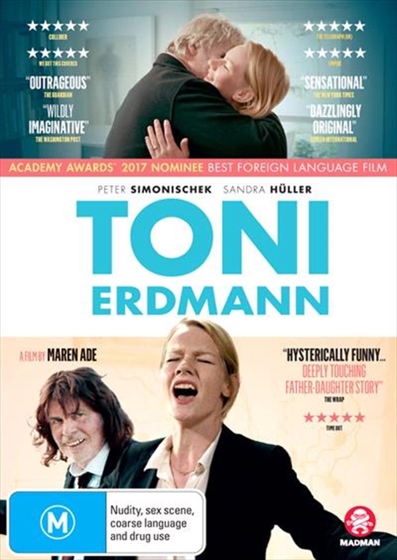 Toni Erdmann | DVD