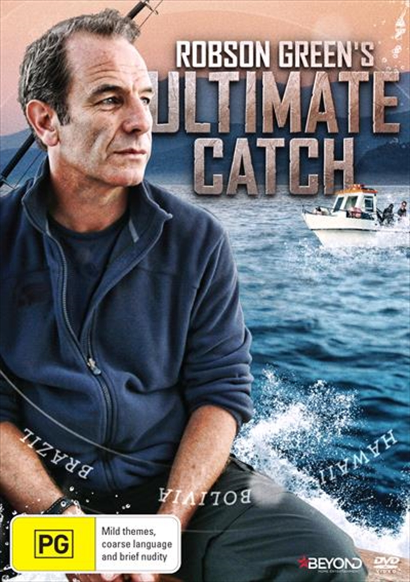 Robson Green's Ultimate Catch | DVD