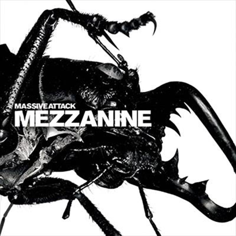 Mezzanine | Vinyl