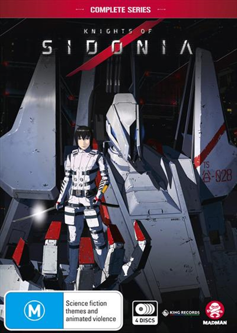 Knights Of Sidonia Series Collection | DVD