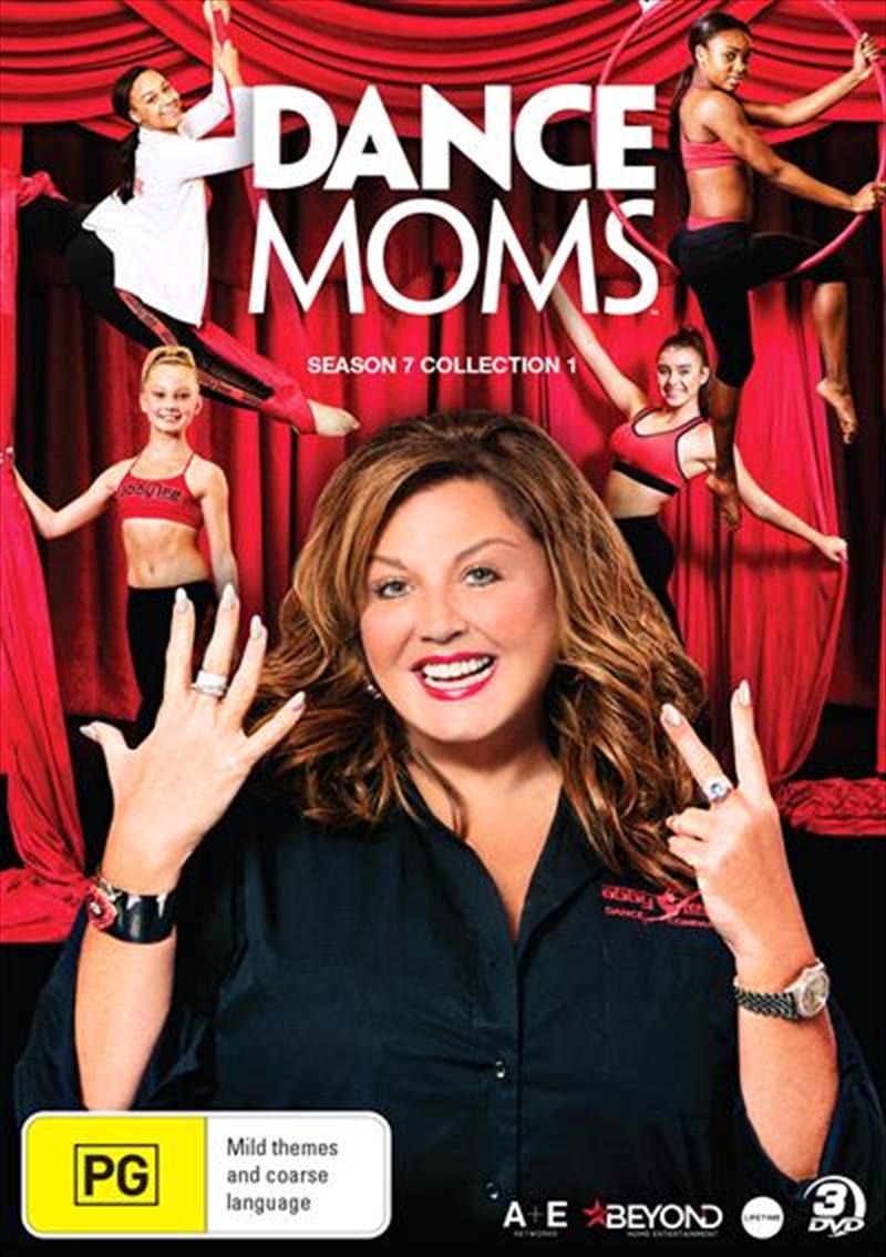 Dance Moms - Season 7 - Collection 1 | DVD