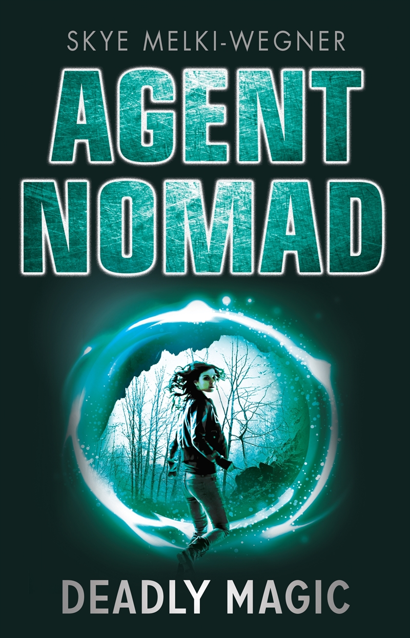 Agent Nomad 2: Deadly Magic | Paperback Book