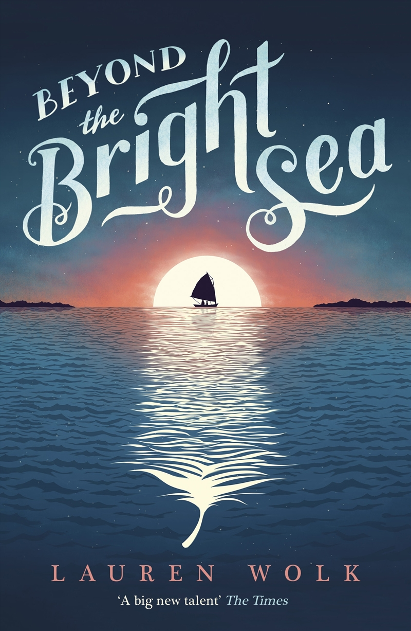 Beyond The Bright Sea | Paperback Book
