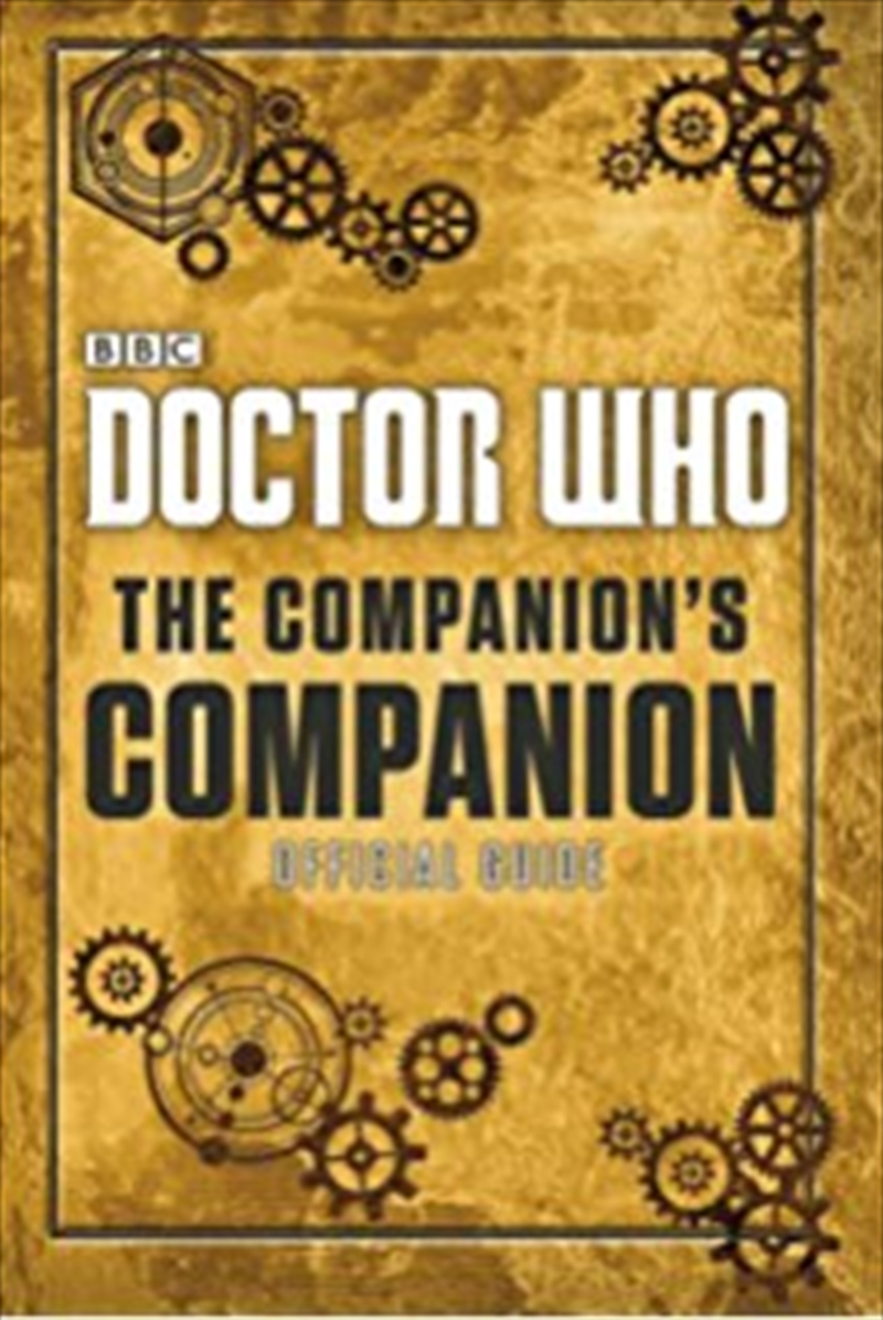 Doctor Who: The Companions Collection | Paperback Book