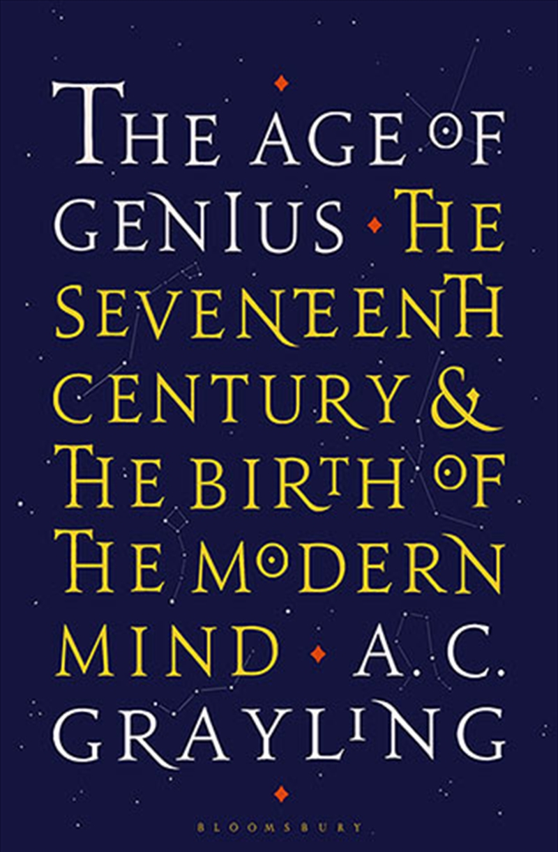 Age Of Genius | Paperback Book