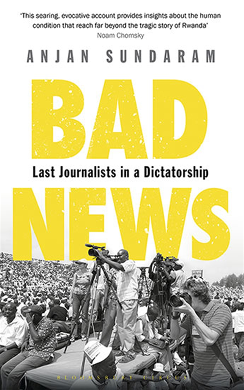 Bad News | Paperback Book