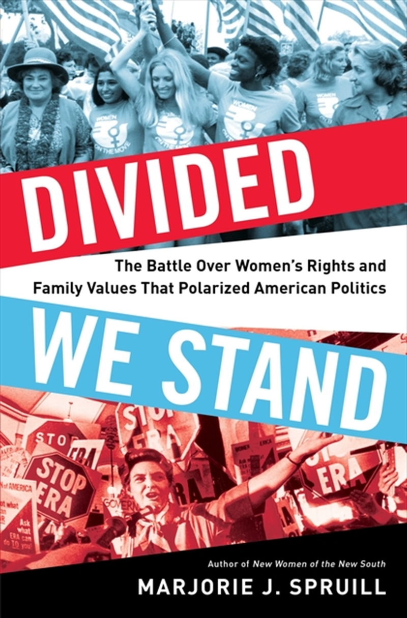 Divided We Stand: The Battle Over Women's Rights and Family Values ThatPolarized American Politics | Hardback Book