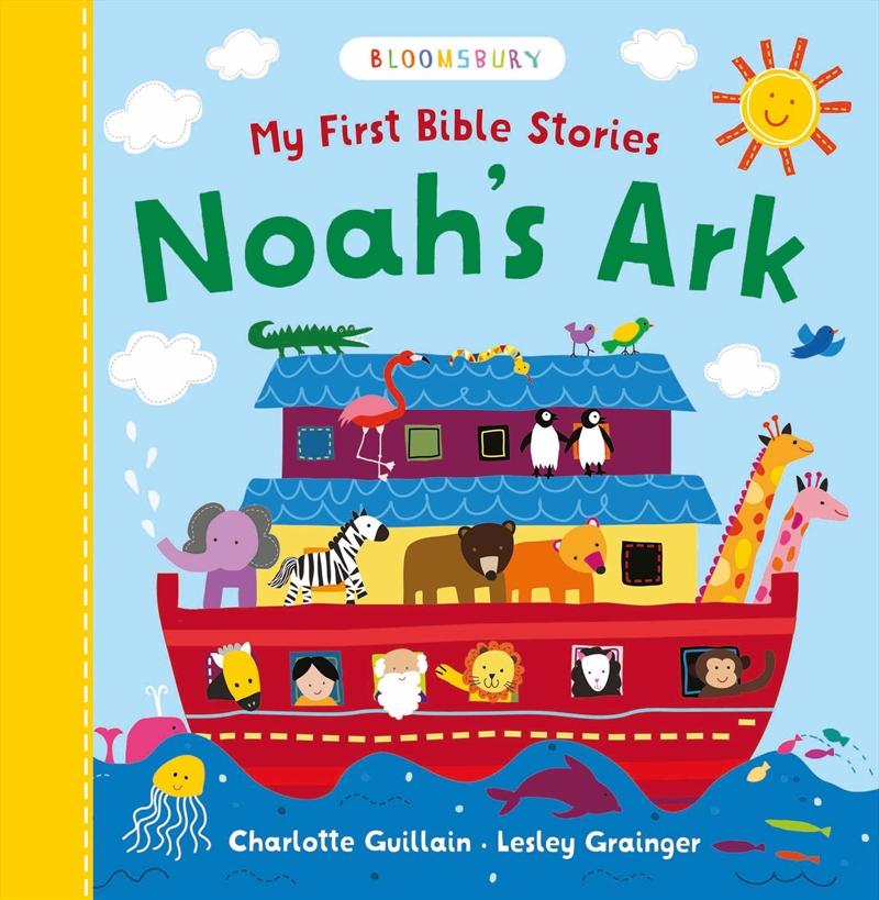 My First Bible Stories: Noah's Ark | Board Book