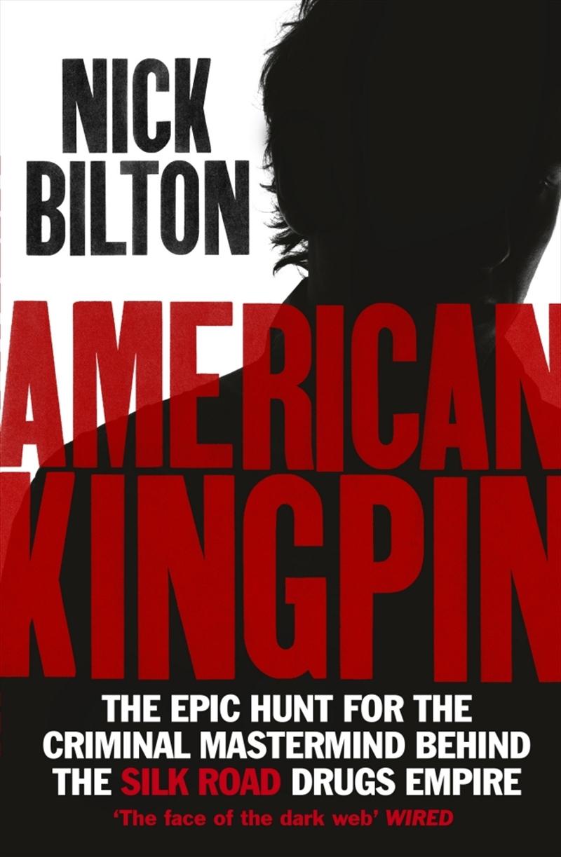 American Kingpin | Paperback Book