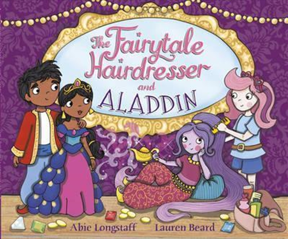 Fairytale Hairdresser And Aladdin | Paperback Book