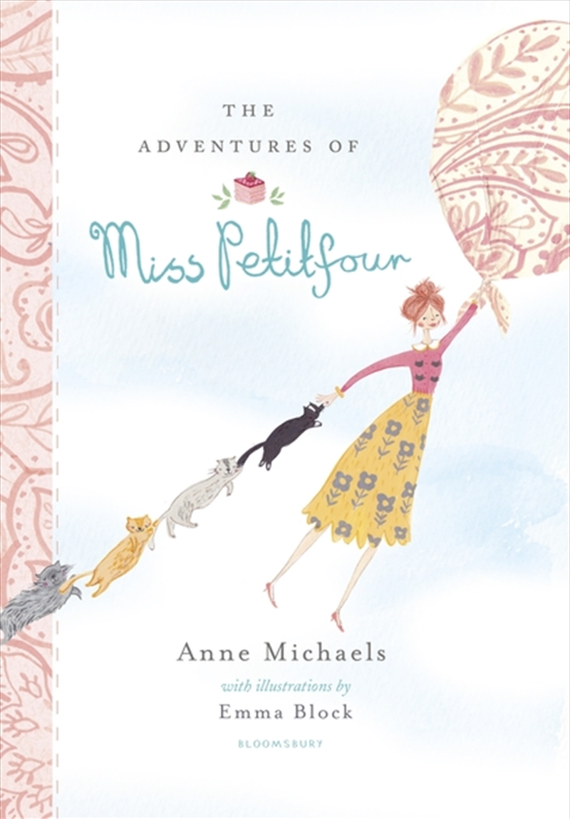 Adventures of Miss Petitfour | Paperback Book