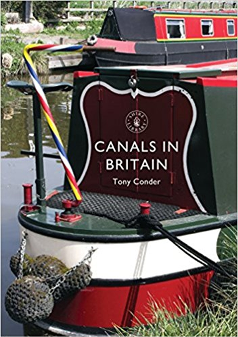 Canals in Britain | Paperback Book