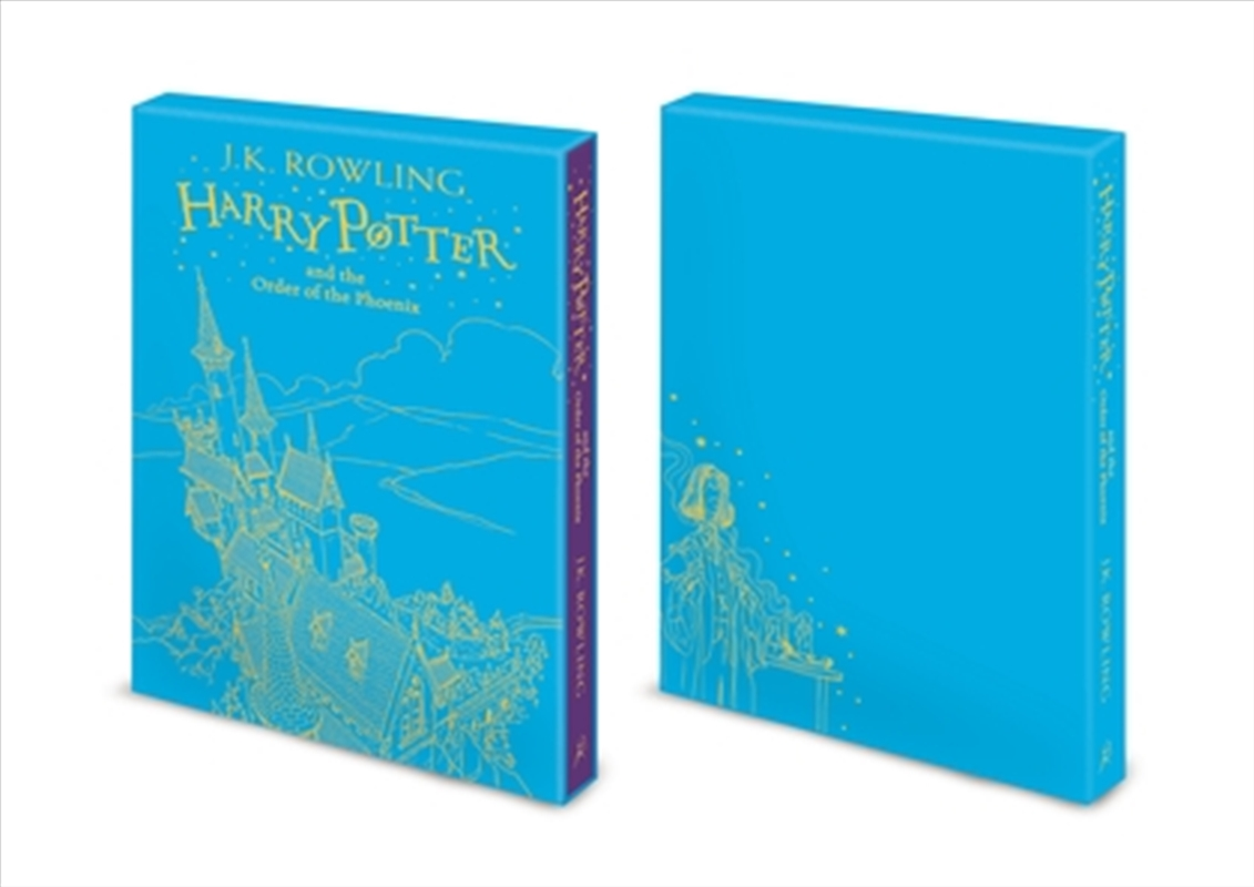 Harry Potter and the Order of the Phoeni | Hardback Book