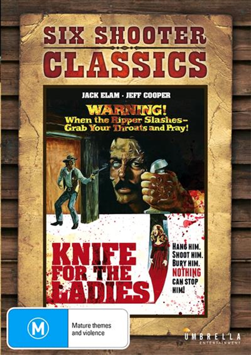 Knife For The Ladies | Six Shooter Classics