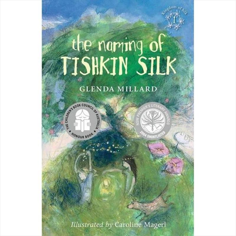 Naming Of Tishkin Silk | Books