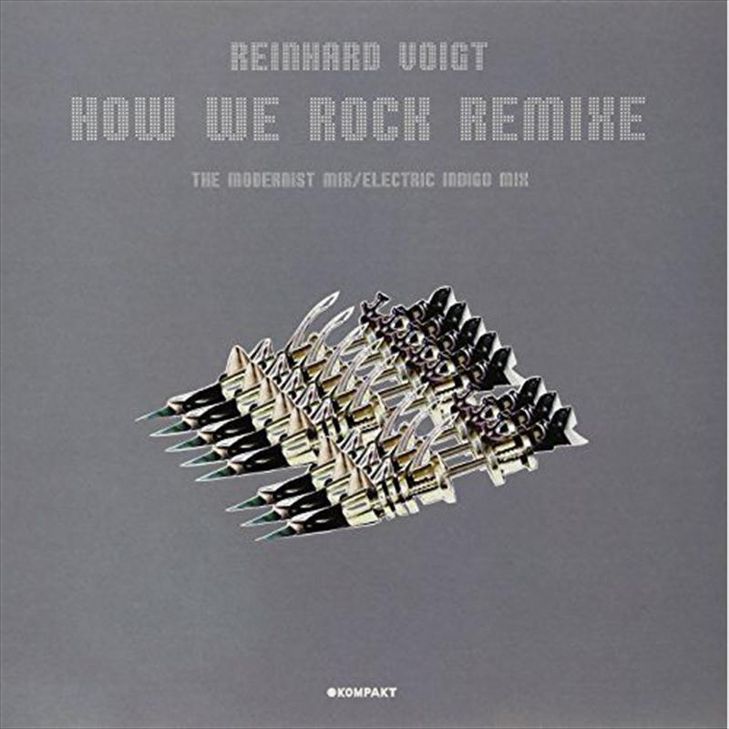 How We Rock: Remixe | Vinyl
