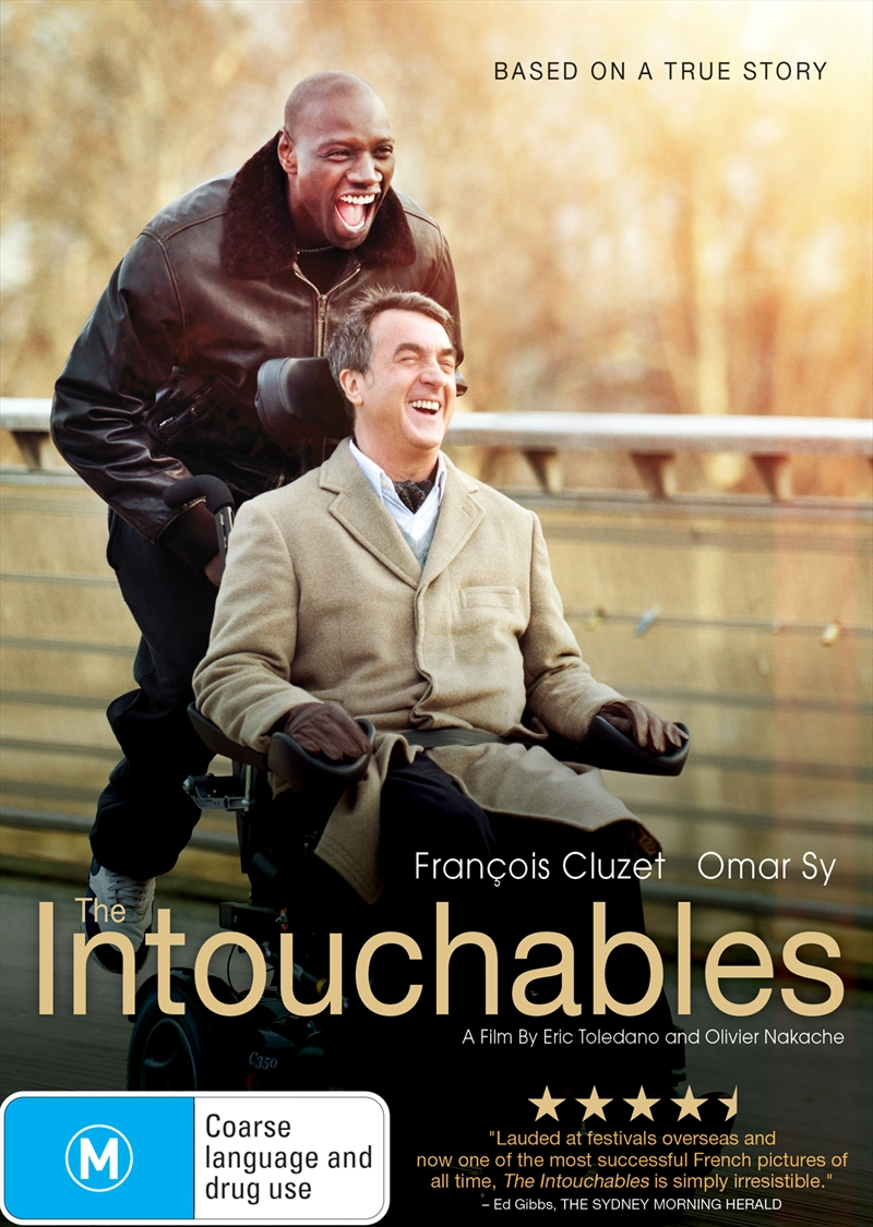 Intouchables, The | DVD