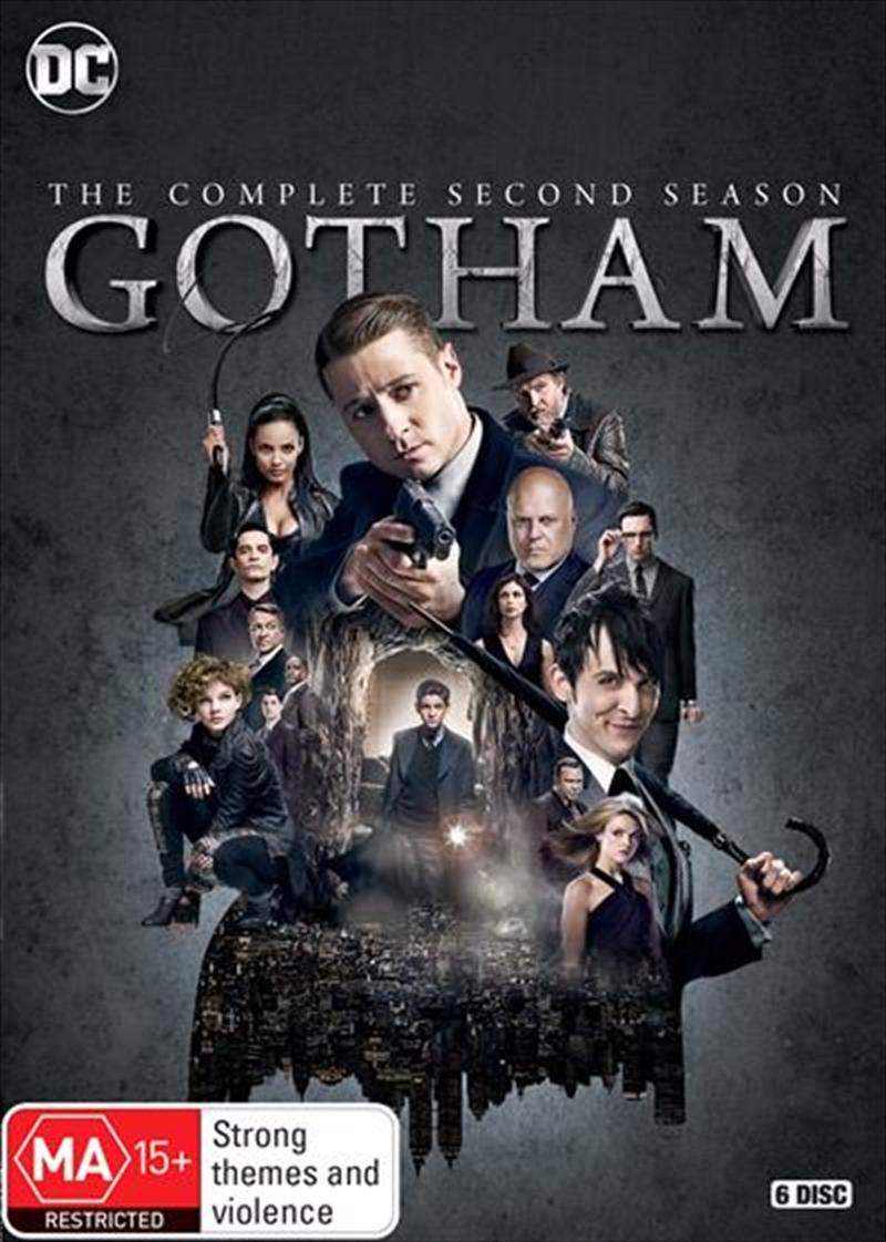 Gotham - Season 2 | DVD