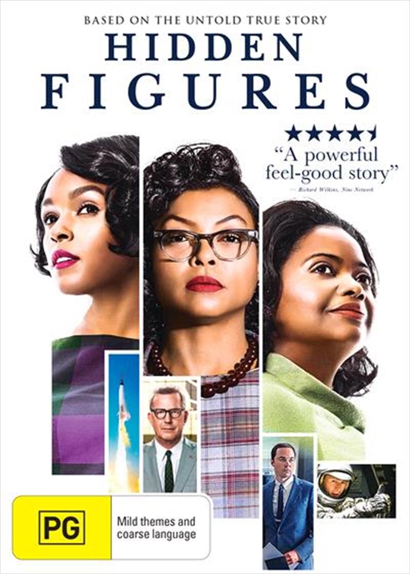 Hidden Figures | DVD