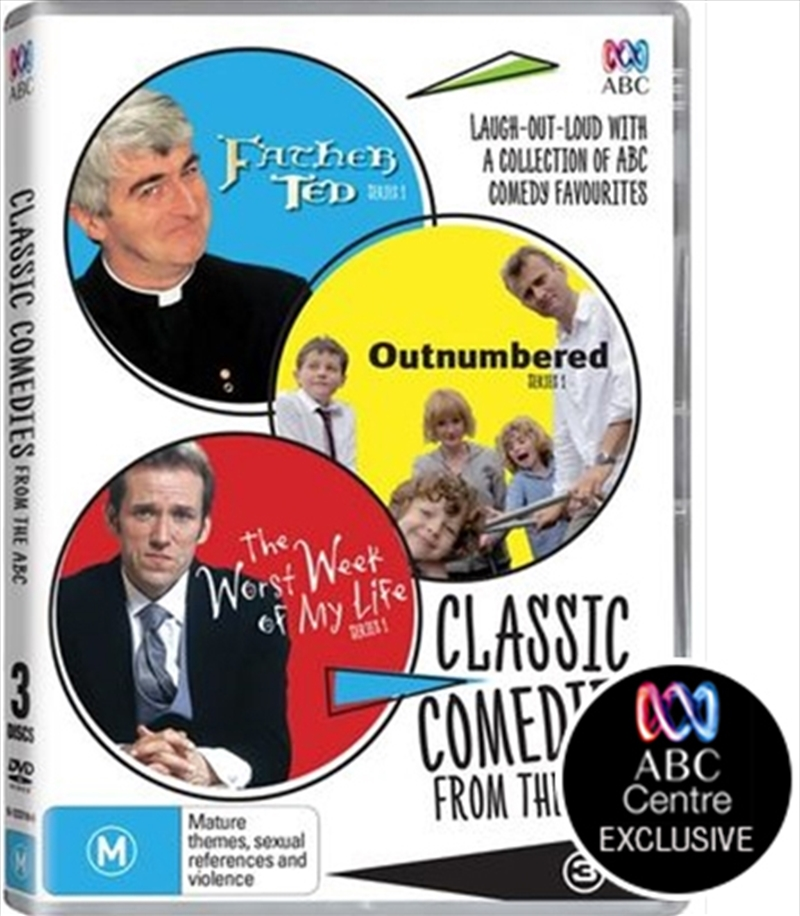 Father Ted / Outnumbered / Worst Week Pack | DVD