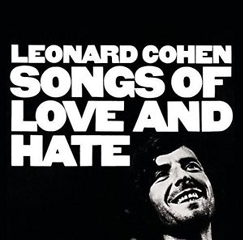 Songs Of Love And Hate | Vinyl