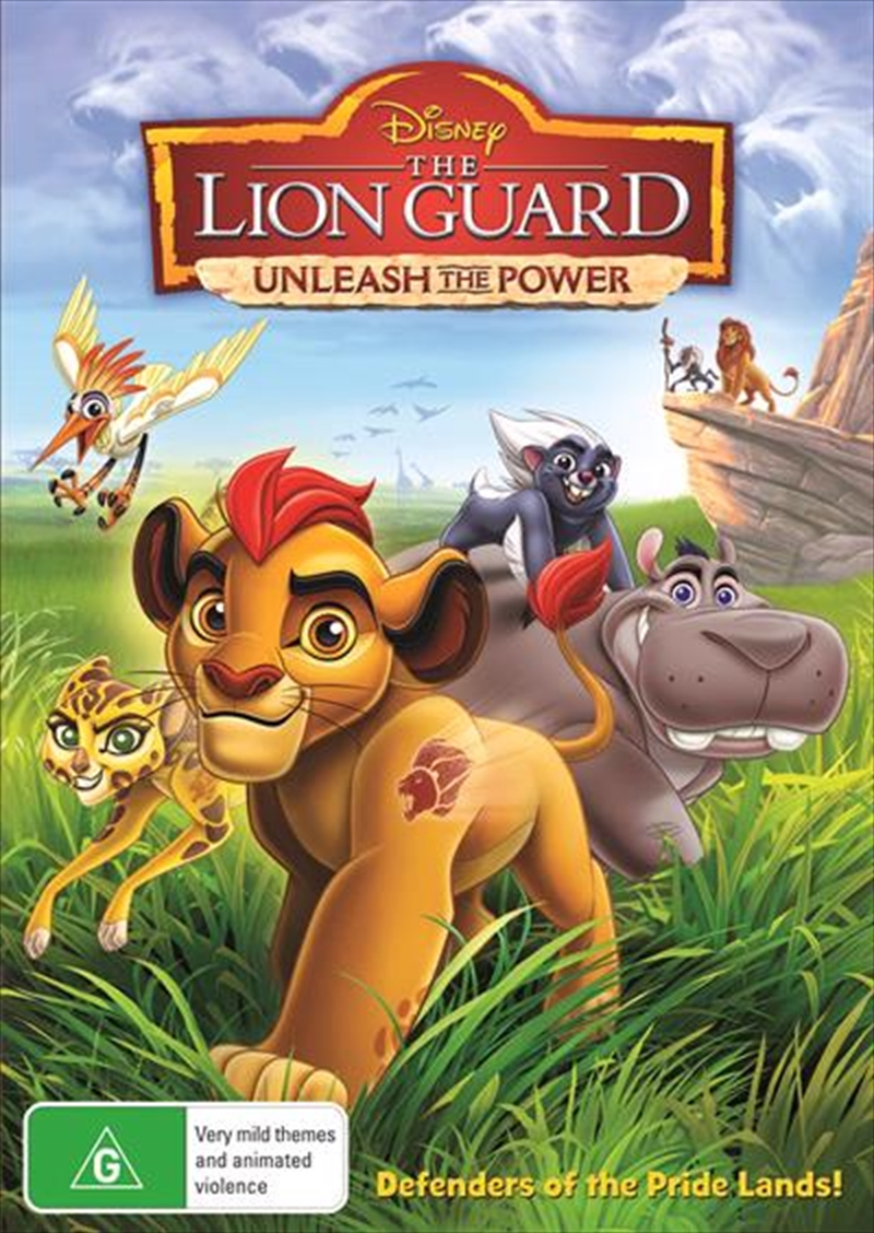 Lion Guard - Unleash The Power, The | DVD