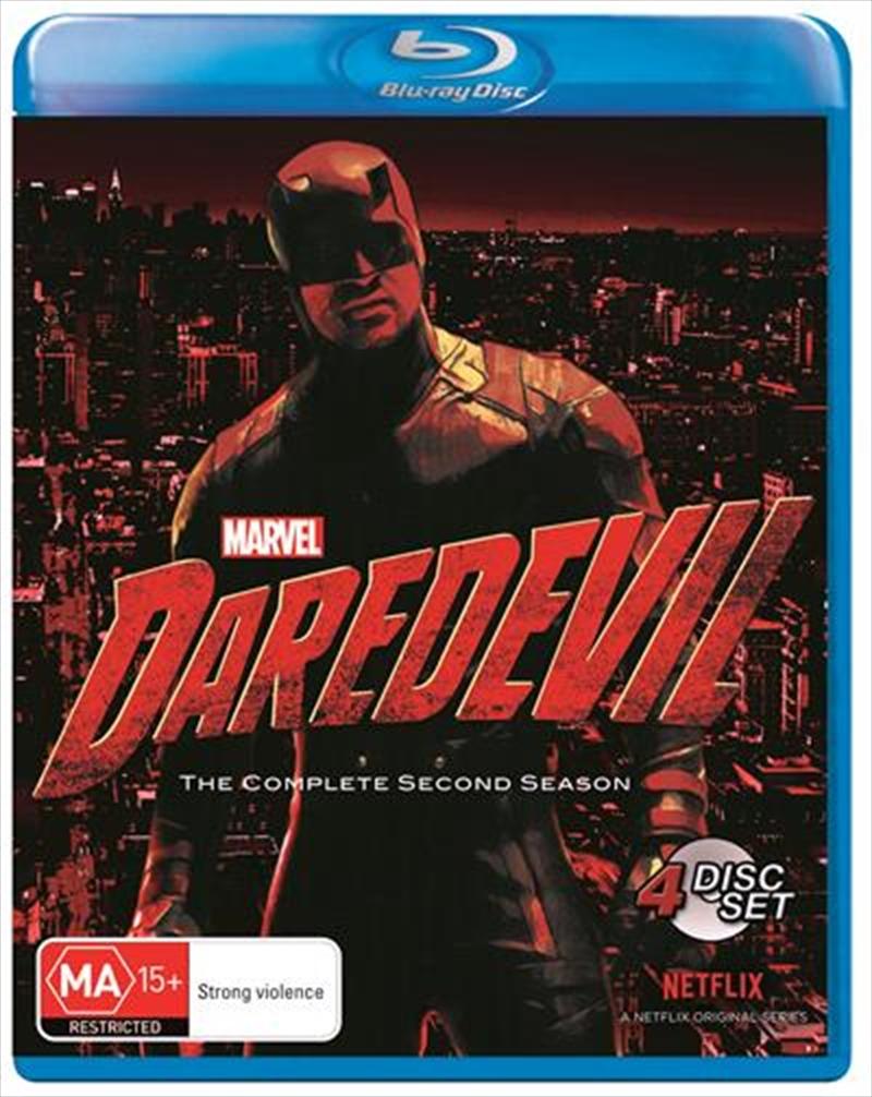 Daredevil - Season 2   Blu-ray