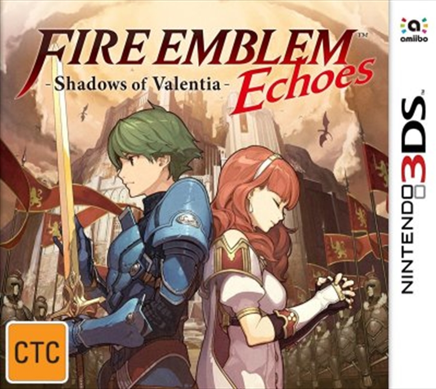 Fire Emblem Echoes Shadows Of Valentia | Nintendo 3DS